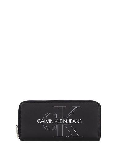Calvin Klein Calvin Klein Kadın Siyah Cüzdan Siyah